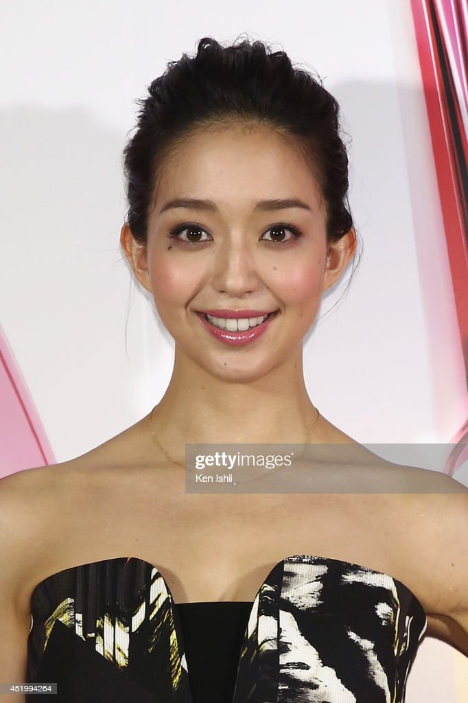 Model <a gi-track='captionPersonalityLinkClicked' href=/galleries/search?phrase=Hana+Matsushima&family=editorial&specificpeople=7647913 ng-click='$event.stopPropagation()'>Hana Matsushima</a> attends the The ULTIMUNE Evening - SHISEIDO ULTIMUNE Launch Party, an event to unveil ULTIMUNE Power Infusing Concentrate at ANdAZ Tokyo Toranomon Hills on July 10, 2014 in Tokyo, Japan.