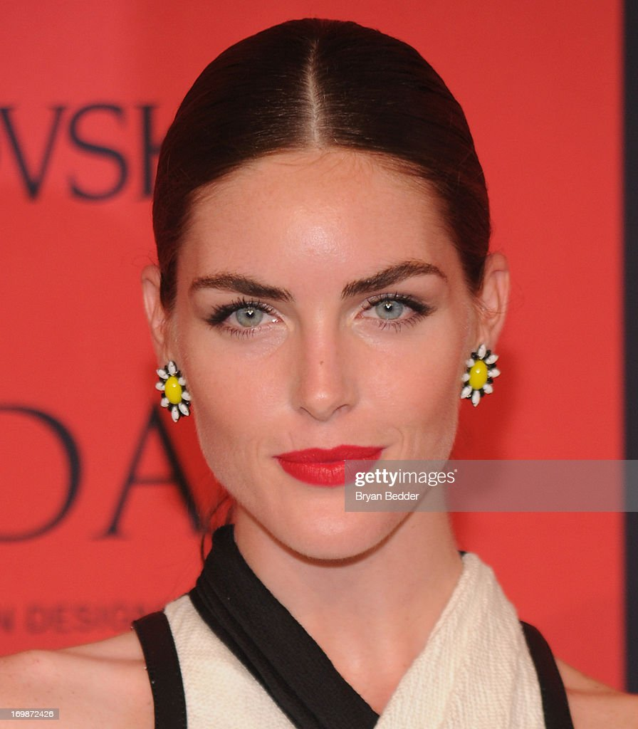 Model <a gi-track='captionPersonalityLinkClicked' href=/galleries/search?phrase=Hilary+Rhoda&family=editorial&specificpeople=637945 ng-click='$event.stopPropagation()'>Hilary Rhoda</a> attends the 2013 CFDA Fashion Awards on June 3, 2013 in New York, United States.