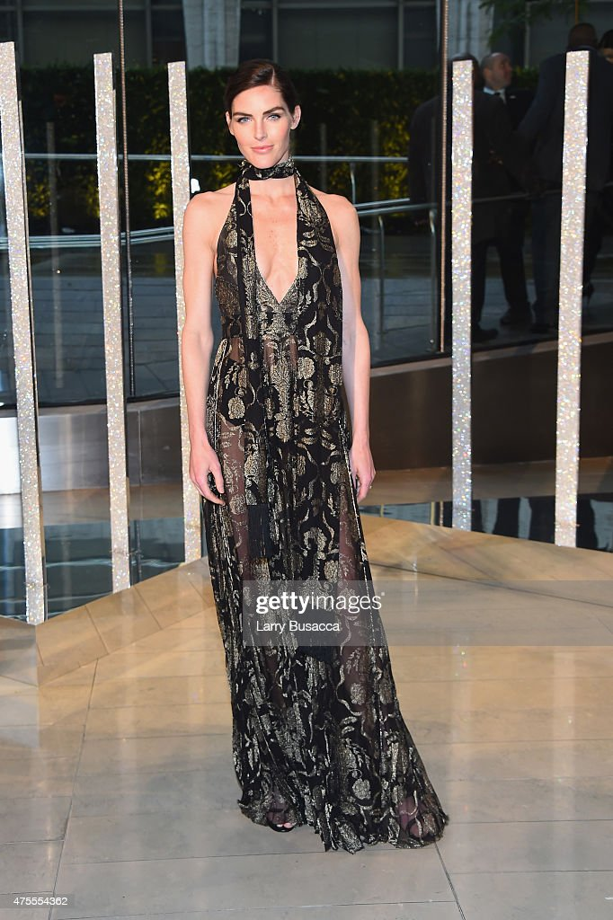 Model <a gi-track='captionPersonalityLinkClicked' href=/galleries/search?phrase=Hilary+Rhoda&family=editorial&specificpeople=637945 ng-click='$event.stopPropagation()'>Hilary Rhoda</a> attends the 2015 CFDA Fashion Awards at Alice Tully Hall at Lincoln Center on June 1, 2015 in New York City.