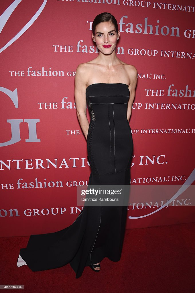 Model <a gi-track='captionPersonalityLinkClicked' href=/galleries/search?phrase=Hilary+Rhoda&family=editorial&specificpeople=637945 ng-click='$event.stopPropagation()'>Hilary Rhoda</a> attends the 31st Annual FGI Night of Stars event at Cipriani Wall Street on October 23, 2014 in New York City.