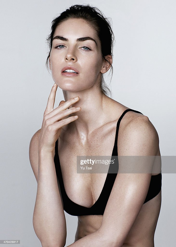 Model <a gi-track='captionPersonalityLinkClicked' href=/galleries/search?phrase=Hilary+Rhoda&family=editorial&specificpeople=637945 ng-click='$event.stopPropagation()'>Hilary Rhoda</a> is photographed for Contributor Magazine on November 5, 2013 in Los Angeles, California. PUBLISHED IMAGE.