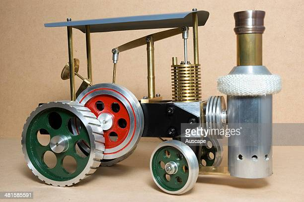 Model hotair engine powers itself by expansion of hot air from a methylated spirits burner inventing and creating miniature engines is a popular...