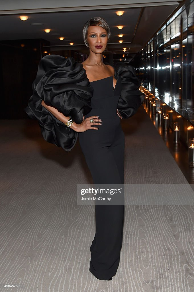 Cindi Leive Hosts The 2015 Glamour Women Of The Year Awards Dinner