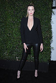 Model Ireland Baldwin arrives at Max Mara Celebrates Natalie DormerThe 2016 Women In Film Max Mara Face Of The Future at Chateau Marmont on June 14...