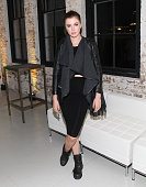 Model Ireland Baldwin attends day 1 of Timberland's Made For The Modern Trail Launch Party on September 24 2015 in New York City