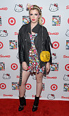 Model Ireland Baldwin attends the Hello Kitty Con 2014 Opening Night Party on October 29 2014 in Los Angeles California