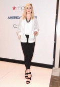 Model Ireland Baldwin visits Macy's Herald Square on May 21 2014 in New York City