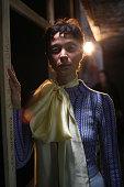 Danny Reinke - Backstage - Berlin Fashion Week...