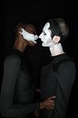 Richert Beil - Backstage - Berlin Fashion Week...