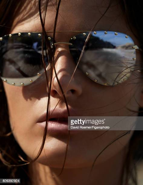 Model Isabeli Fontana poses for Madame Figaro on May 29 2017 in Rio de Janeiro Brazil Sunglasses PUBLISHED IMAGE CREDIT MUST READ David...
