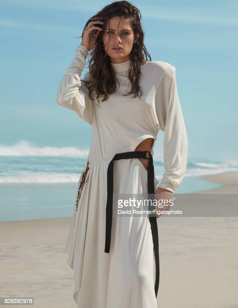 Model Isabeli Fontana poses for Madame Figaro on May 29 2017 in Rio de Janeiro Brazil Dress PUBLISHED IMAGE CREDIT MUST READ David...