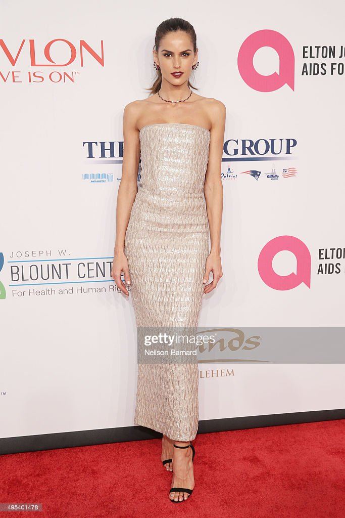 14th Annual Elton John AIDS Foundation An Enduring Vision Benefit - Arrivals