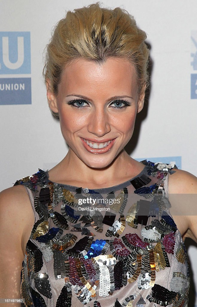 Model Jaimie Hilfiger attends the ACLU of Southern California's 2012 Bill of Rights Dinner at the Beverly Wilshire Four Seasons Hotel on December 3, 2012 in Beverly Hills, California.