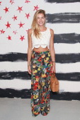Model Jessica Hart attends the Alice Olivia By Stacey Bendet Spring 2013 MercedesBenz Fashion Week Show at Century 548 on September 10 2012 in New...