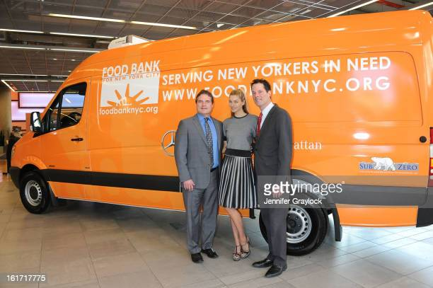 Tom schanley stock photos and pictures getty images for Mercedes benz of manhattan new york city
