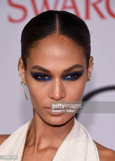 Model Joan Smalls attends the 2015 CFDA Fashion Awards at Alice Tully Hall at Lincoln Center on June 1 2015 in New York City