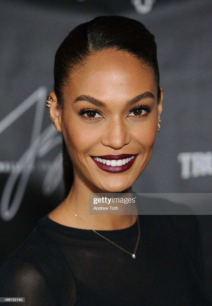 Joan Smalls True Religion Collection Celebration