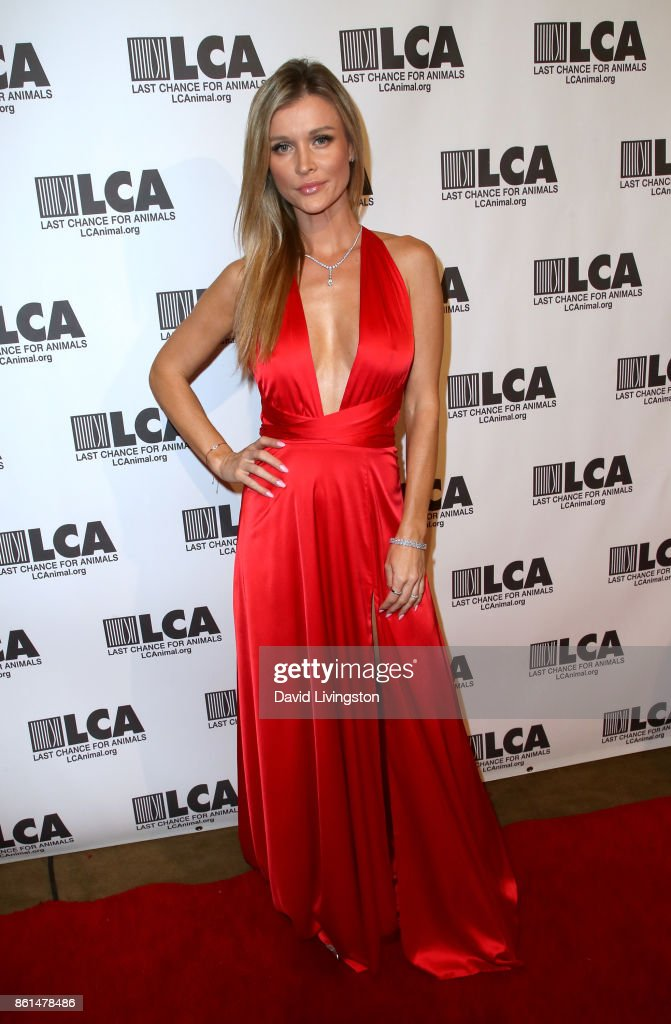 Last Chance For Animals 33rd Annual Celebrity Benefit Gala - Arrivals