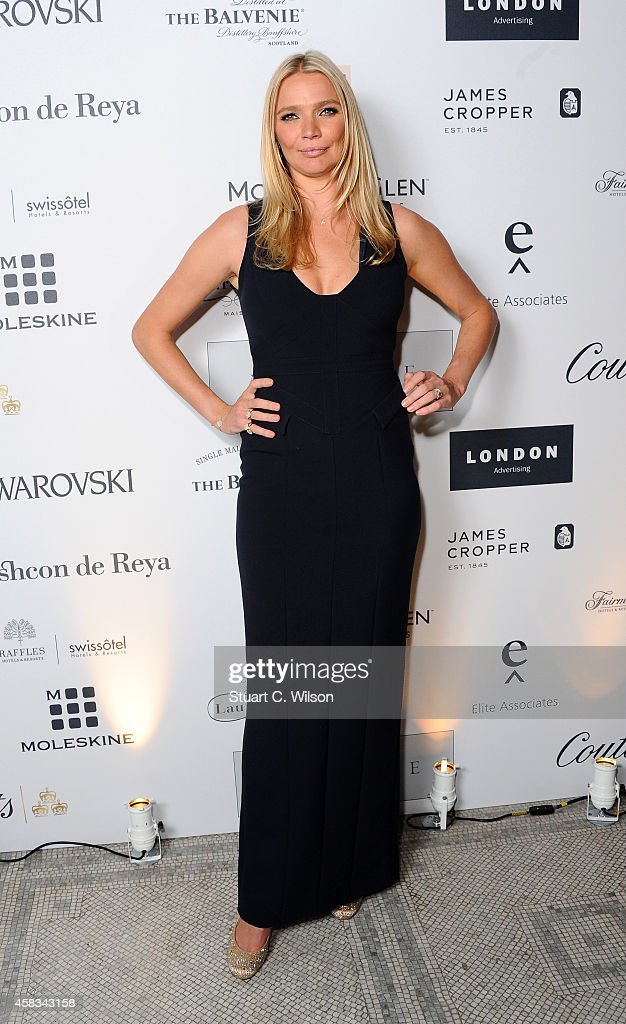 Model <a gi-track='captionPersonalityLinkClicked' href=/galleries/search?phrase=Jodie+Kidd&family=editorial&specificpeople=178960 ng-click='$event.stopPropagation()'>Jodie Kidd</a> attends the Walpole British Luxury Awards 2014 at the Victoria & Albert museum on November 3, 2014 in London, England.
