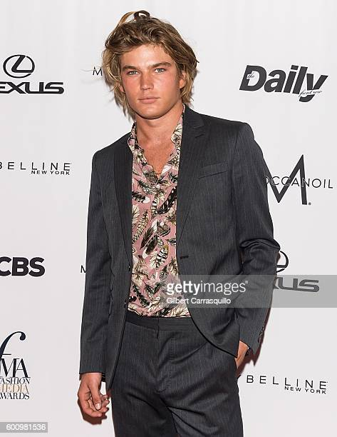 Jordan Barrett Model Stock Photos and Pictures