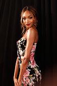 Model Jourdan Dunn attends the 2016 amfAR New York Gala at Cipriani Wall Street on February 10 2016 in New York City