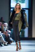 Model Jourdan Dunn walks the runway during the Alexandre Vauthier Prive Haute Couture Fall/Winter 20162017 show as part of Paris Fashion Week on July...