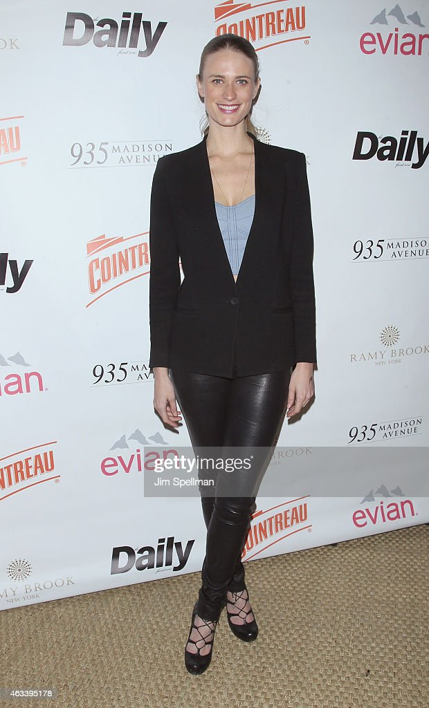 The Daily Front Row's 2015 Model Issue Reception