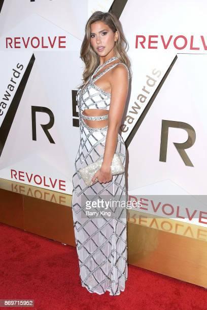 Model Kara Del Toro attends #REVOLVEawards at DREAM Hollywood on November 2 2017 in Hollywood California