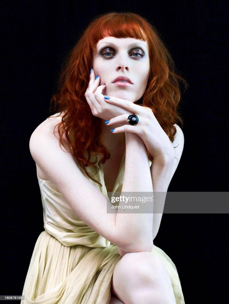 Karen Elson, ES magazine UK, May 14, 2010