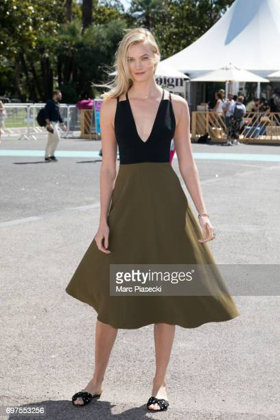 Model Karlie Kloss is sighted on June 19 2017 in Cannes France