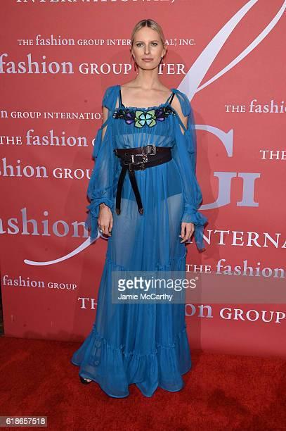 Model Karolina Kurkova attends 2016 Fashion Group International Night Of Stars Gala at Cipriani Wall Street on October 27 2016 in New York City