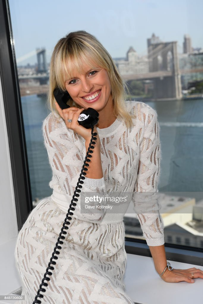 Model Karolina Kurkova attends Annual Charity Day hosted by Cantor Fitzgerald, BGC and GFI at BGC Partners, INC on September 11, 2017 in New York City.