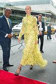 Model Karolina Kurkova attends the 2016 Fragrance Foundation Awards at Alice Tully Hall at Lincoln Center on June 7 2016 in New York City