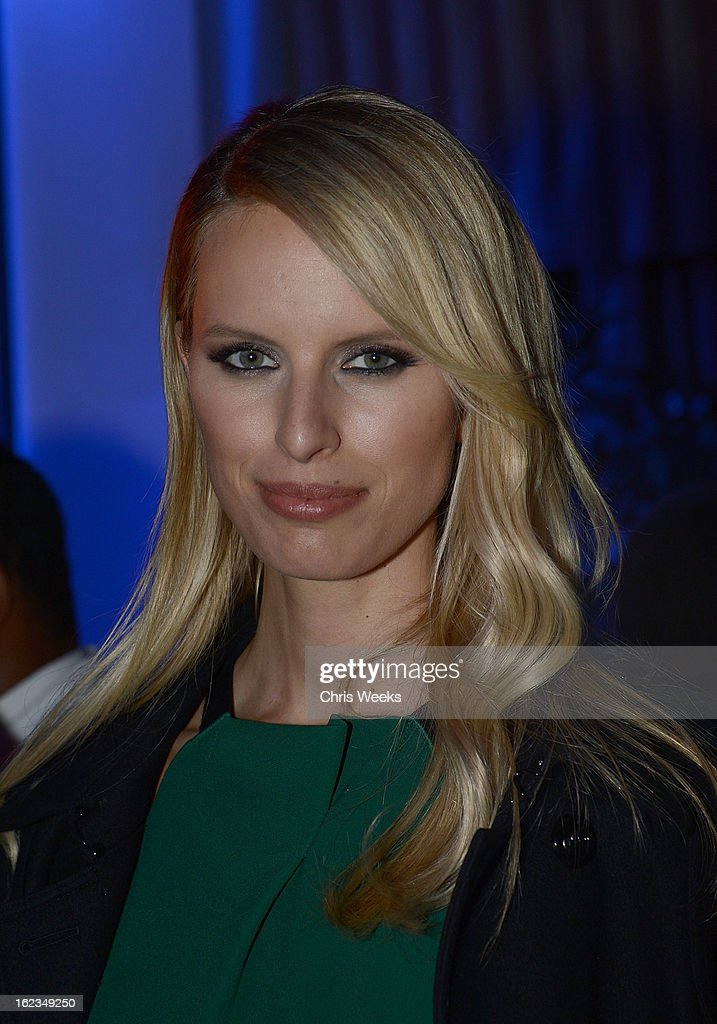 Model <a gi-track='captionPersonalityLinkClicked' href=/galleries/search?phrase=Karolina+Kurkova&family=editorial&specificpeople=202513 ng-click='$event.stopPropagation()'>Karolina Kurkova</a> attends the Hollywood Domino and Bovet 1822 Gala benefiting Artists For Peace And Justice at Sunset Tower on February 21, 2013 in West Hollywood, California.