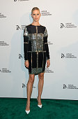Model Karolina Kurkova attends the The 2013 Novak Djokovic Benefit Dinner at Capitale on September 10 2013 in New York City