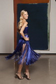 Model Karolina Kurkova is photographed for New York Times on February 5 2013 in New York City