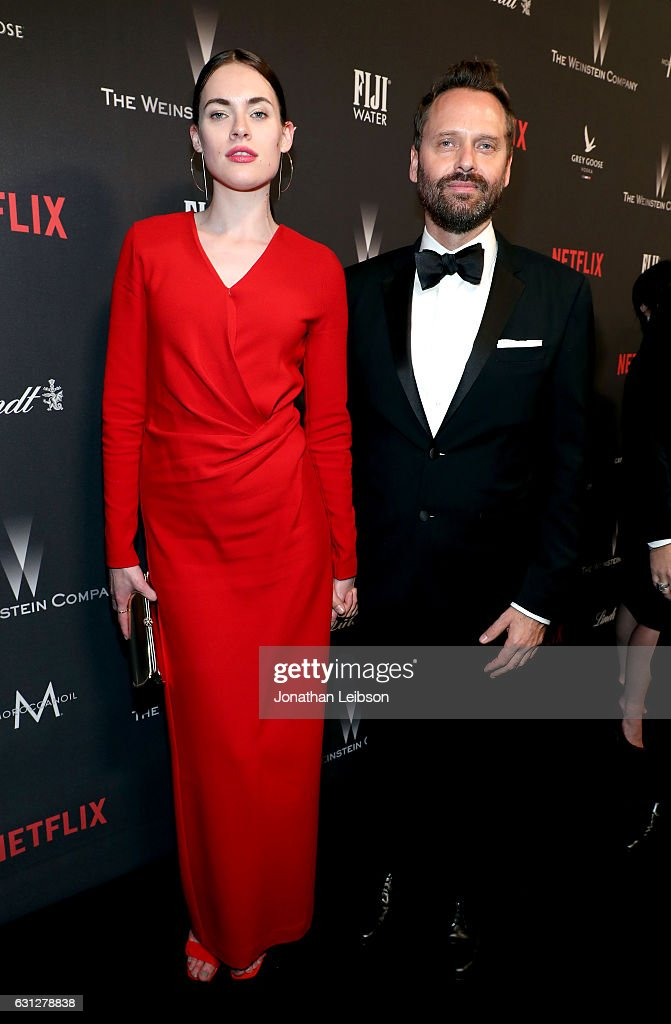 The Weinstein Company And Netflix Golden Globes Party Presented With Landmark Vineyards