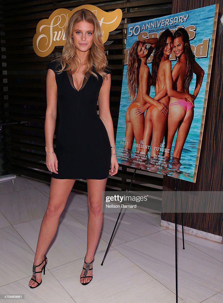 Model <a gi-track='captionPersonalityLinkClicked' href=/galleries/search?phrase=Kate+Bock&family=editorial&specificpeople=5088909 ng-click='$event.stopPropagation()'>Kate Bock</a> attends Club SI Swimsuit hosted by Sports Illustrated at LIV Nightclub at Fontainebleau Miami Beach on February 19, 2014 in Miami Beach, Florida.