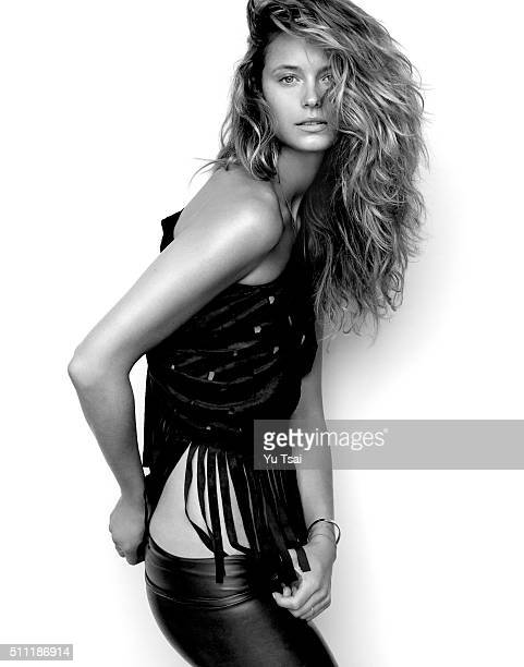 Model Kate Bock is photographed for the YUME series for Sports Illustrated on May 28 2015 in New York City Published Image