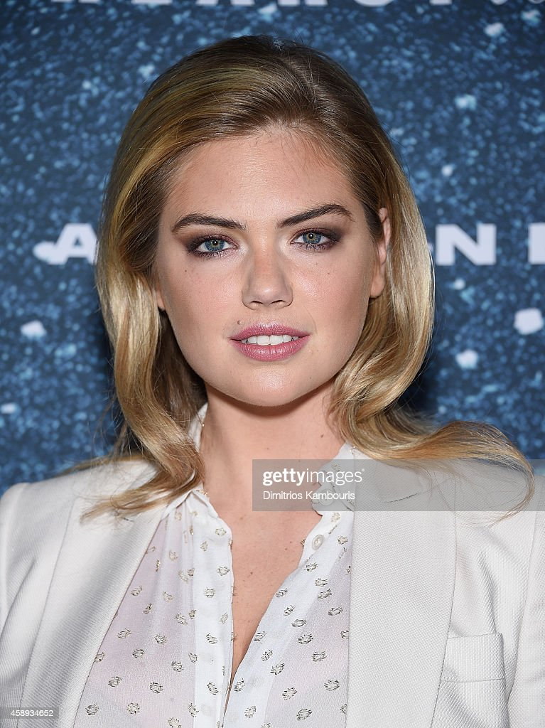 Model <a gi-track='captionPersonalityLinkClicked' href=/galleries/search?phrase=Kate+Upton&family=editorial&specificpeople=7488546 ng-click='$event.stopPropagation()'>Kate Upton</a> attends 2014 Women's Leadership Award Honoring Stella McCartney at Alice Tully Hall at Lincoln Center on November 13, 2014 in New York City.