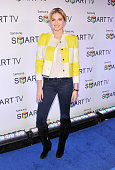 Model Kate Upton attends Samsung's 2013 Television Line Launch Event at Museum Of American Finance on March 20 2013 in New York City