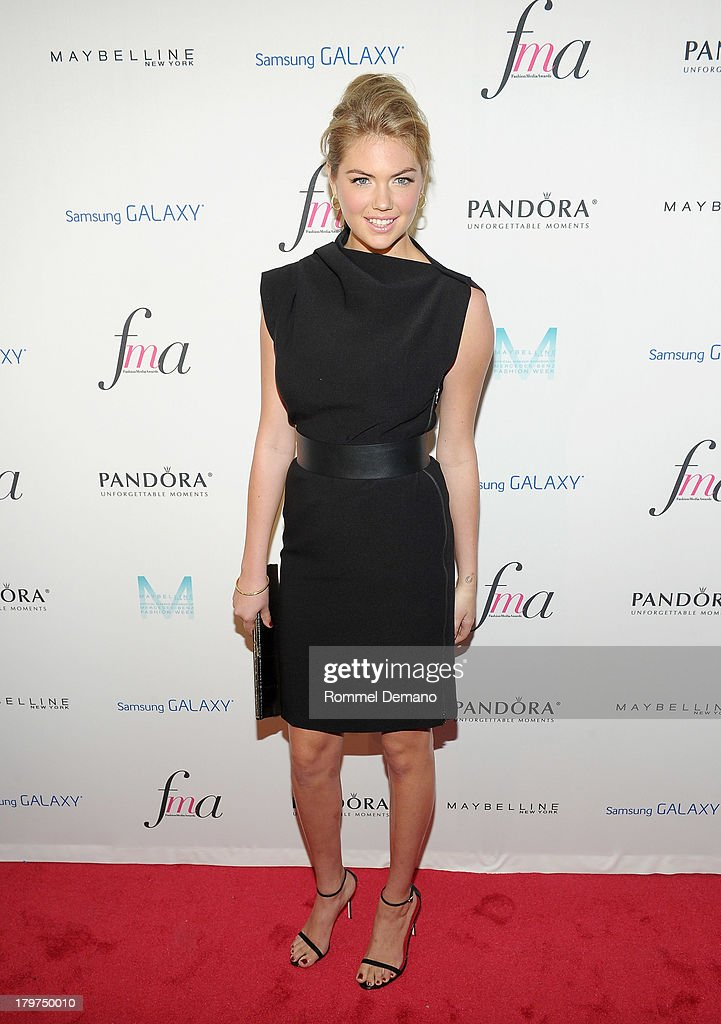 Model Kate Upton attends The Daily Front Row's Fashion Media Awards at Harlow on September 6, 2013 in New York City.