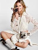 Kate Upton, Harper's Bazaar