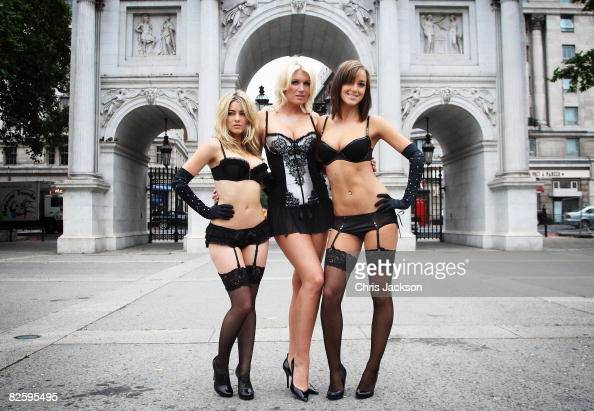 Ann Summers Flagship Store Photocall Photos And Images