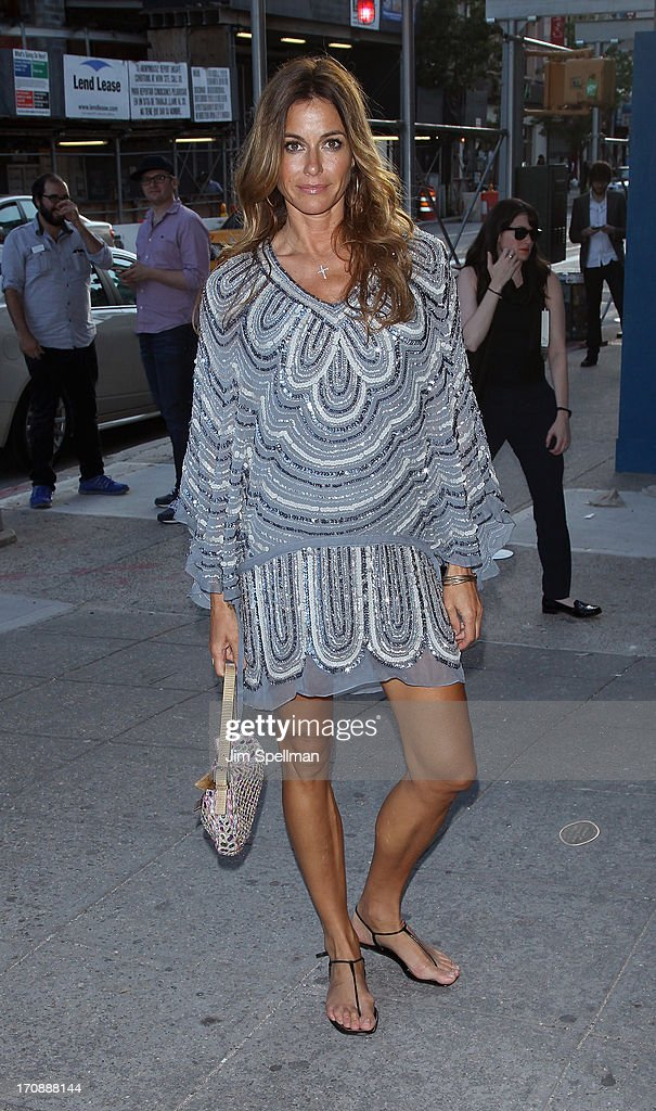Model <a gi-track='captionPersonalityLinkClicked' href=/galleries/search?phrase=Kelly+Killoren+Bensimon&family=editorial&specificpeople=621950 ng-click='$event.stopPropagation()'>Kelly Killoren Bensimon</a> attends BAMcinemaFest 2013 And The Cinema Society Host The Opening Night Premiere Of 'Ain't Them Bodies Saints' at BAM Harvey Theater on June 19, 2013 in New York City.