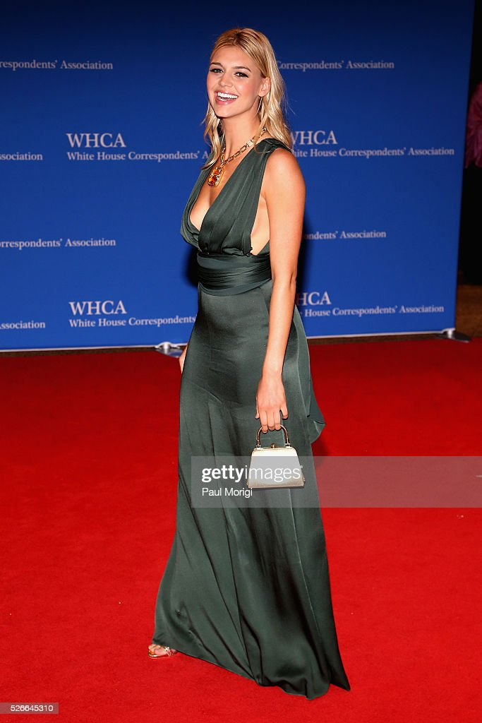 Model Kelly Rohrbach attends the 102nd White House Correspondents' Association Dinner on April 30, 2016 in Washington, DC.