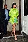 Celebrity Sightings In New York City - June 20, 2019