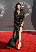 Model Kylie Jenner attends the 2014 MTV Video Music Awards at The Forum on August 24 2014 in Inglewood California