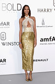 Model Lais Ribeiro attends the amfAR's 23rd Cinema Against AIDS Gala at Hotel du CapEdenRoc on May 19 2016 in Cap d'Antibes France