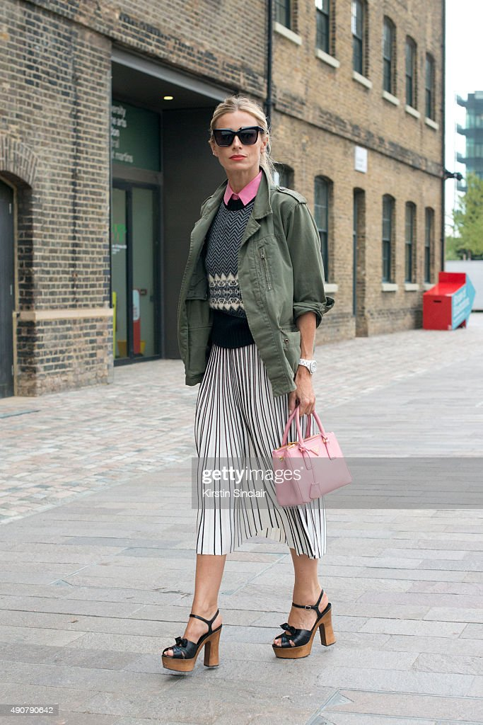 Street Style: Day 3 - LFW SS16